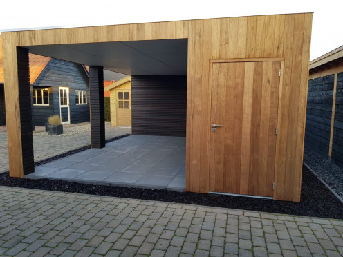 PlatoWood Tuinhuizen